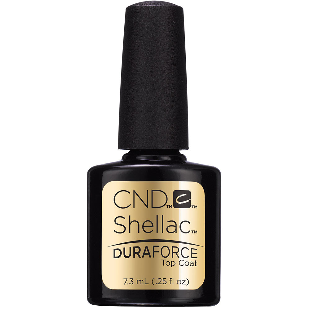 CND Shellac Duraforce Top Coat .25 oz.