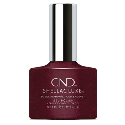 CND Shellac Luxe #130 マスカーレード
