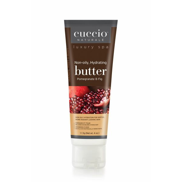 Cuccio Butter blend Tube type 4oz - Pomegranate & Fig