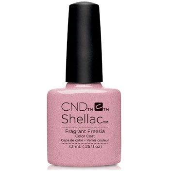 CND Shellac Flora & Fauna - Fragrant Freesia